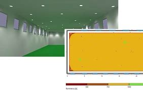 warehouse lighting layout calculator lighting design planning lighting 3d layout to calculate