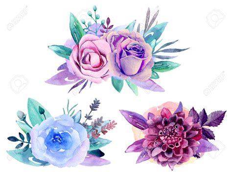 violet clipart violet clipart purple flower bouquet free clipart on
