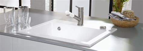 porcelain kitchen sink small derektime design it s a high quality ceramic sink from villeroy boch