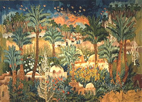 Jungle Home Decor Ramses Wissa Wassef Art Centre Tapestries