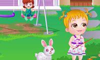 baby hazel backyard party vida en la granja juega a juegos en l 237 nea gratis en