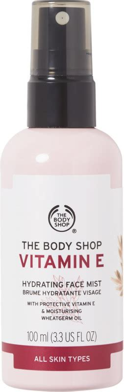 Harga The Shop Vitamin E Hydrating Mist who knew the shop has mists musings of a muse