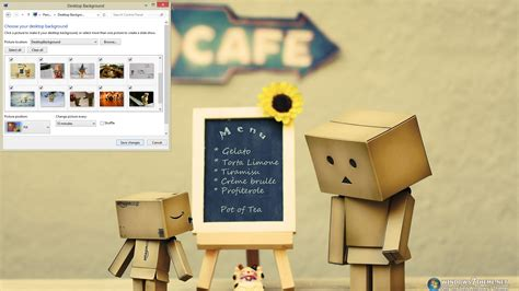 download themes for windows 7 cute download cute danbo windows 7 theme 1 00