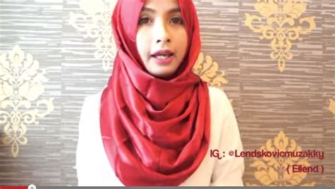 tutorial hijab pashmina satin tutorial shawl satin simple various daily