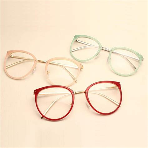 New Arrival Glasses 1942 new arrival vintage decoration optical eyeglasses frame myopia metal spectacles eye