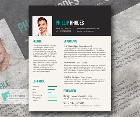 modern gray resume template make free modern resume template turquoise on dark grey