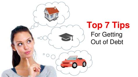 7 Tips On Getting by Top 7 Tips For Getting Out Of Debt By Ilantoledano123 Issuu