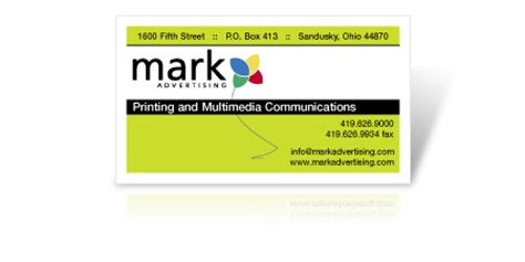 ad business card template 35582 client tools for prepress advertising 419 626 9000