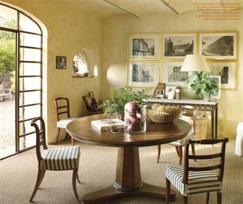 Veranda Magazine Dining Rooms by Images Of Marston Luce Designs Veranda Magazine