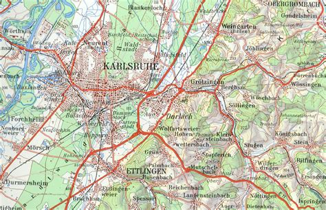 topographic map germany what is a topographic map