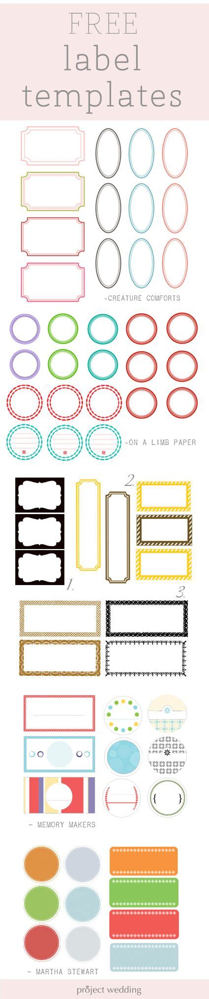 20 best images about printable templates on pinterest