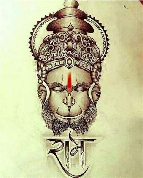 bajrangbali tattoo pinterest the world s catalog of ideas