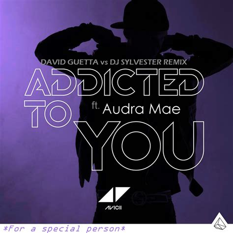 sylvester house music avicii ft audra mae addicted to you dj sylvester vs