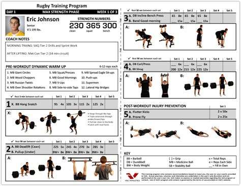 rugby workout program eoua