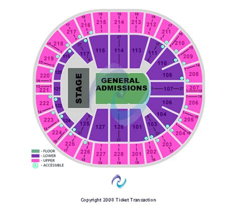 key arena floor plan cheap key arena tickets