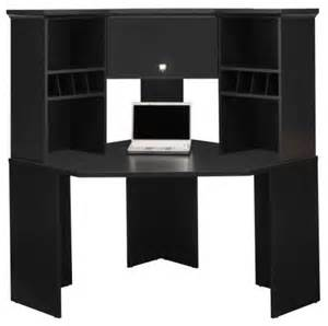 Contemporary Corner Desk Bush Stockport Corner Desk With Hutch Multicolor Bhi726 Contemporary Desks And Hutches