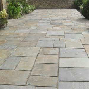 Slate Pavers For Patio Vijaya Gold Slate Patio Paving Bradstone Simply Paving