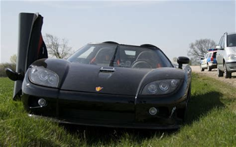 Top Gear Koenigsegg Crash Top Gear Involved In Crash Of The Extremely Bio