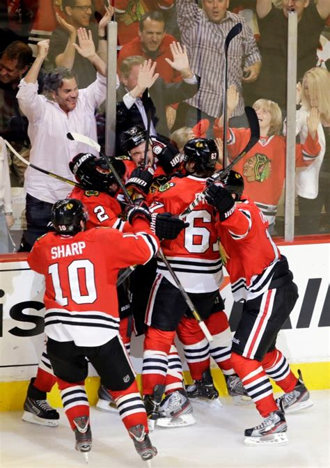 if these walls could talk chicago blackhawks stories from the chicago blackhawks locker room and press box books blackhawks clip wings in overtime in 7 cp24