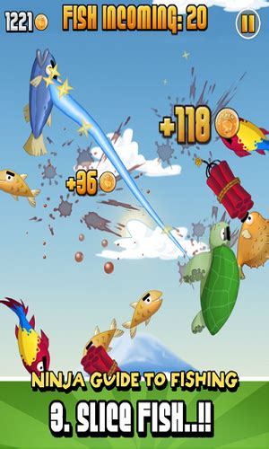 download game ninja fishing mod apk ninja fishing apk data v1 7 1 mod unlimited money