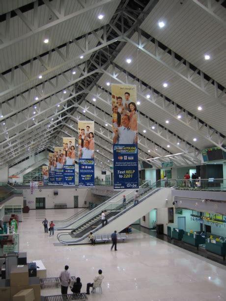 Waiting Intl francisco bangoy intl airport