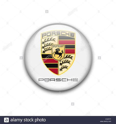 porsche logo porsche logo symbol icon flag emblem stock photo royalty