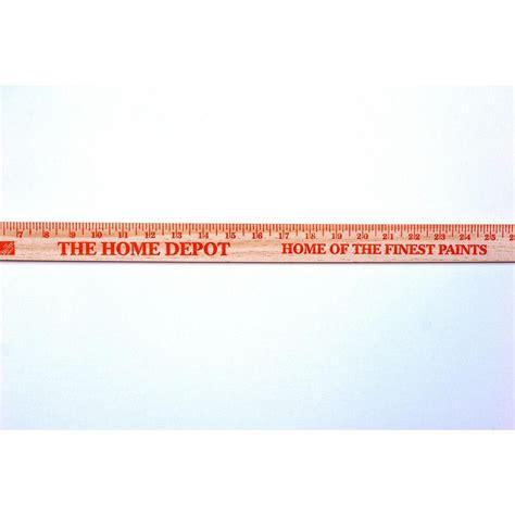 printable ruler yardstick 36 in old time wooden yardstick 30045hdw the home depot