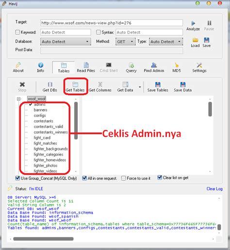 tutorial deface website dengan havij cara deface website dengan havij hadi sulthoni