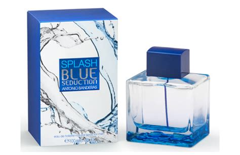 Parfum Antonio Banderas Blue splash blue for antonio banderas cologne a