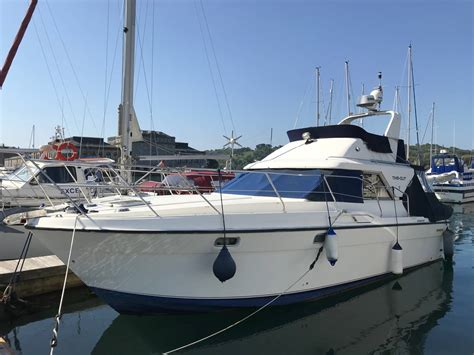 fairline corniche for sale fairline corniche 31 1987 yacht boat for sale in plymouth