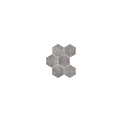 piastrella gres clays 21x18 2 marazzi piastrella esagonale in gres