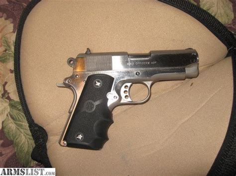 Colt Officers Model by Object Moved