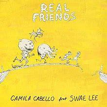 camila cabello real friends lyrics real friends camila cabello song wikipedia