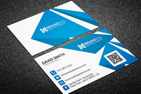 Corporate Business Card Business Card Tips Buisness Card Template 2