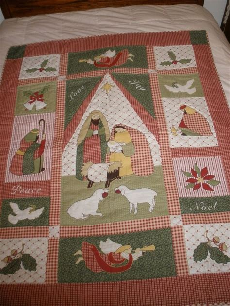 Nativity Quilt Pattern by 25 Best Ideas About Quilting On