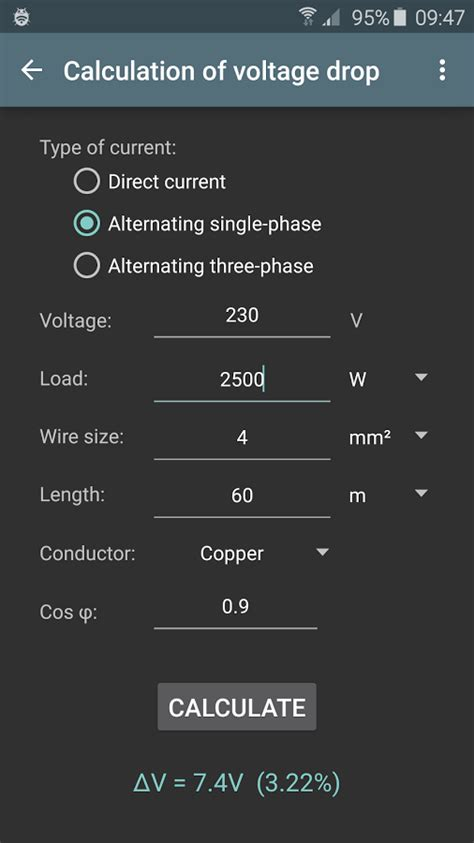 inductor calculator apk electrical calculations android apps on play