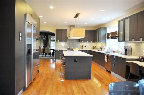 Modern Kitchen Cabinets Chicago Copat Italian Cabinetry