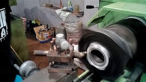 Mesin Rx King proses pemaprasan blok mesin rx king sebelum di korter