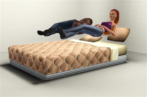 3 on a bed alf img showing gt sims 3 cc beds