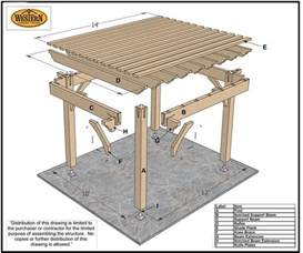 12 X 14 Pergola by After 3 Big Box Store Fails 1 Fab Yet Easy Timber Diy