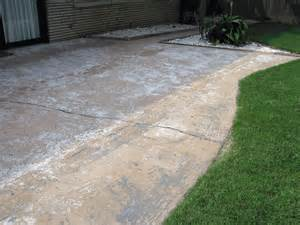 Concrete Patio Paint by Wedgwood Tulsa Patio Improvement