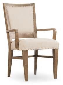 Upholstered Arm Chair Dining Furniture Studio 7h Stol Upholstered Arm Chair With Nailhead Trim Dunk Bright
