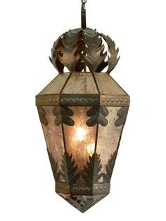 Mexican Pendant Lights Hacienda Lights And Iron On