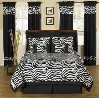 Zebra Print And Bedroom Ideas Lindas Habitaciones Con Decoraci 243 N Animal Print Paperblog
