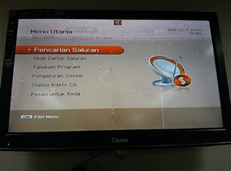 Harga Chanel Orange Tv orange tv cara menambah chanel di receiver orange tv