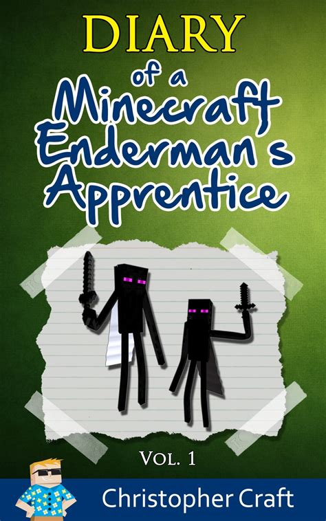 diary of a minecraft enderman trilogy unofficial minecraft books for nerds adventure fan fiction diary series books parenting queenbeeing