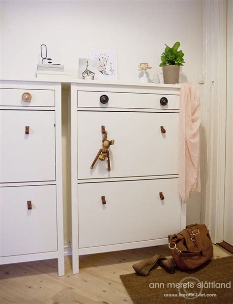 wedded hemnes shoe cabinets twined and painted ikea pin by ann merete sl 229 ttland on interior and decoration