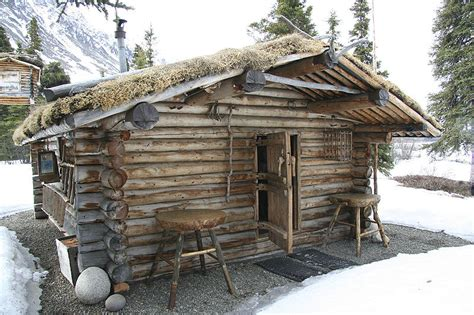Log Cabin Documentary alone in the wilderness wholesale log homes