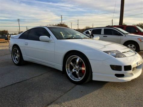 1991 nissan 300zx twin turbo buy used 1991 nissan 300zx twin turbo ton of upgrades 617