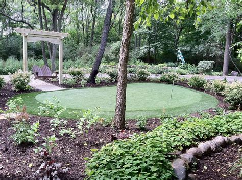 greens chicago  quality synthetic turf putting